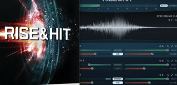 Test: Native Instruments Rise & Hit, Effekt Library