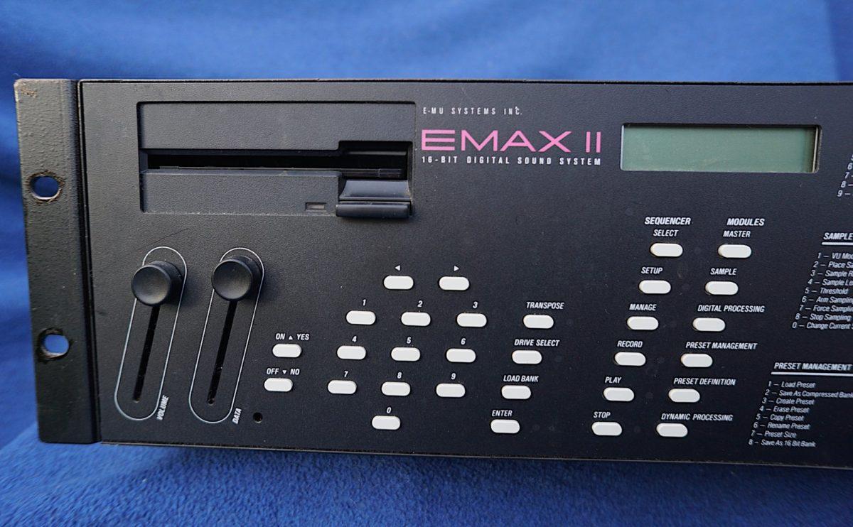 EMAX II Left