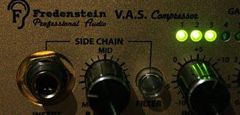 Test: Fredenstein V.A.S. Comp, Kompressor