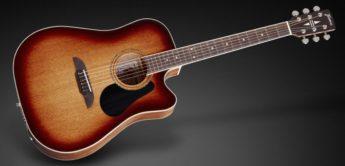 Test: Framus FD-14MCE VS, Akustik-Gitarre