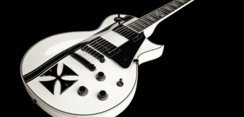 Test: ESP LTD Iron Cross SW, E-Gitarre