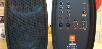 Test: JBL EON 206P, Mini-PA