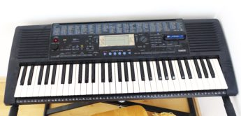 Yamaha PSR, die portablen Entertainer der 90er