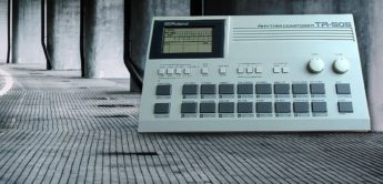 Black Box: Roland TR-505, Digital-Drumcomputer