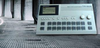 Black Box: Roland TR-505, Digital-Drumcomputer