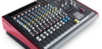 Test: Allen & Heath ZED Power 1000, Powermixer
