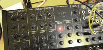 Workshop Korg SQ-1 mit Korg MS-20