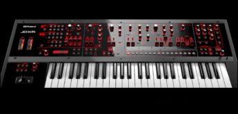 Inside: Roland JD-XA Hybrid-Synthesizer