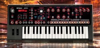 Test: Roland JD-Xi Synthesizer