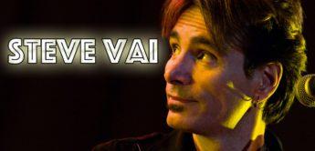 Steve Vai: Seine Gitarren, seine Musik