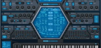 Test: U-He Hive, Synthesizer-Plug-in