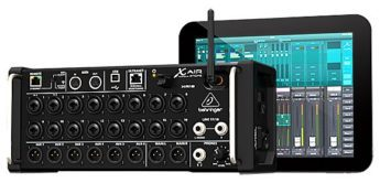 Test: Behringer XR18, XR16, Digitalmixer, Teil 1