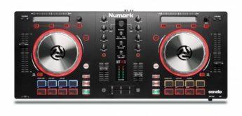 Test: Numark Mixtrack Pro 3, DJ-Controller