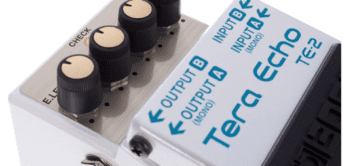Test: BOSS TE-2 Tera Echo, Effektgerät für E-Gitarre
