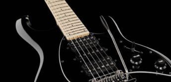 Test: Music Man Silhouette HSH BK, E-Gitarre