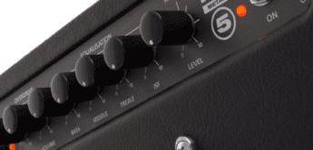 Test: Blackstar HT Metal 5R Combo, Verstärker für E-Gitarre