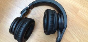 Test: M-Audio HDH-50, Kopfhörer