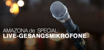 Special: Live-Gesangsmikrofone. Teil 3, 300,- bis 550,- Euro