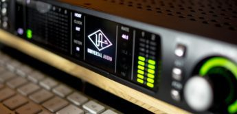 Test: Universal Audio Apollo 8 Quad, Thunderbolt Audiointerface