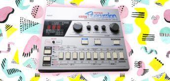 BLACK BOX: Korg DDM-110 und DDM-220, Drumcomputer