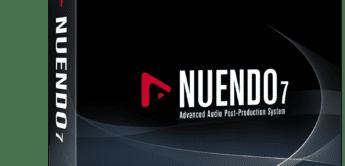 Top News: Steinberg Nuendo 7 wird ausgeliefert, Digital Audio Workstation