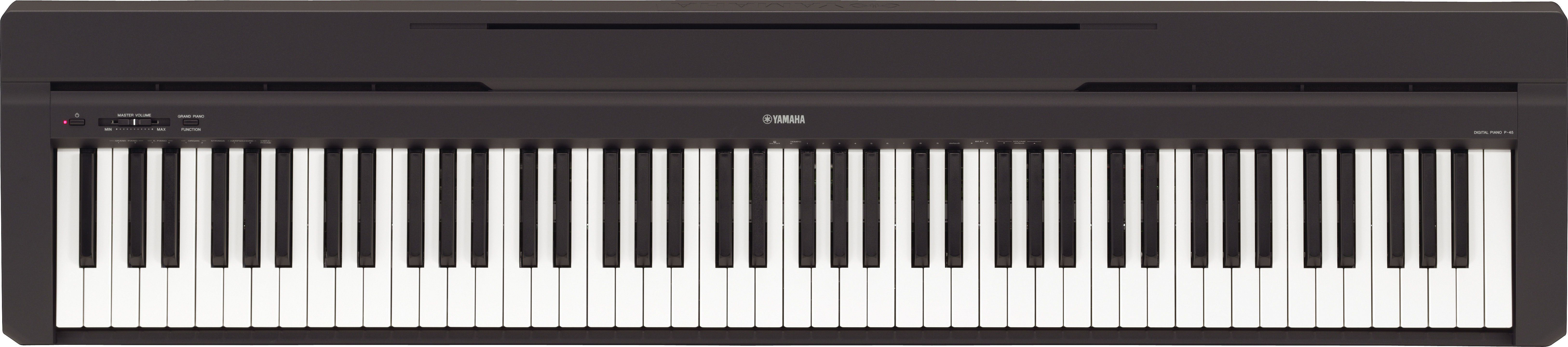 test yamaha p 45 stagepiano. Black Bedroom Furniture Sets. Home Design Ideas
