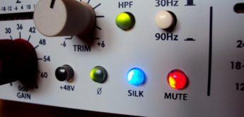 Test: Rupert Neve Designs Portico 5024, Vorverstärker