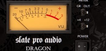 Test: Slate Pro Audio Dragon, FET-Kompressor
