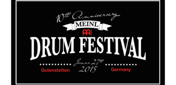 Report: Meinl Drumfestival 2015