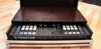 Test: Thon Case NI Traktor Kontrol S8, DJ-Workstation