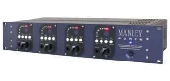 Test: Manley Force, 4-Kanal Preamp