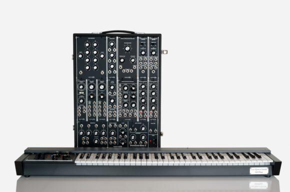 COTK Model 15 zusammen mit COTK Keyboard (Foto Peter M. Mahr)
