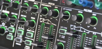 Test: Roland System-1m, VA-Synthesizer
