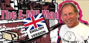 Interview: Dave Rossum E-MU, Part One – English Version