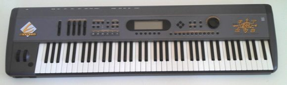The keyboards of the E-Mu IV-Series were regarded as mechanically very accident-sensitively.