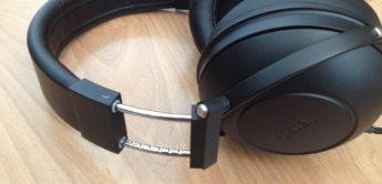 Test: Fostex TH-600, Kopfhörer