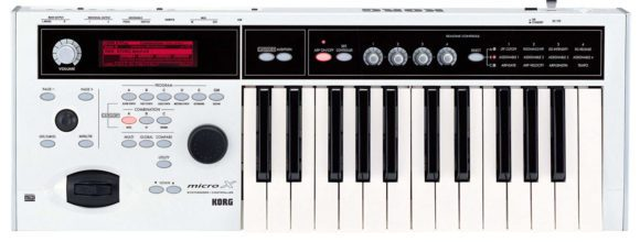 Korg-microX-Synthesizer-und-Controller-in-weiss