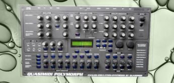 Green Box: Quasimidi Polymorph, VA Synthesizer