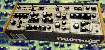 Test: Dreadbox Murmux Semi-Modular & Initiate, Analogsynthesizer
