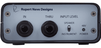 Test: Rupert Neve Designs RNDI, DI Box