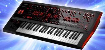 Test: Roland JD-XA, Hybrid-Synthesizer