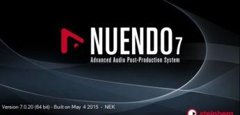 Test: Steinberg Nuendo 7, Digitale Audio Workstation