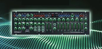 Test: Roland System-1m, VA-Modular-Synthesizer