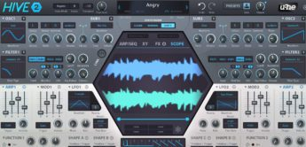 Test: U-He Hive 2, Software-Synthesizer-Plug-in
