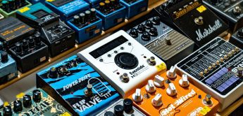 Workshop DIY Effektpedal: Vibe-Pedal Modulationseffekt für E-Gitarre bauen