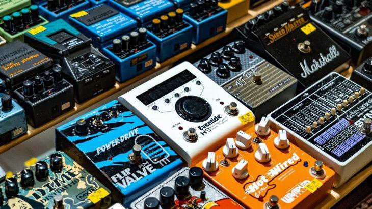 Workshop DIY: Vibe-Pedal Modulationseffekt für E-Gitarre bauen