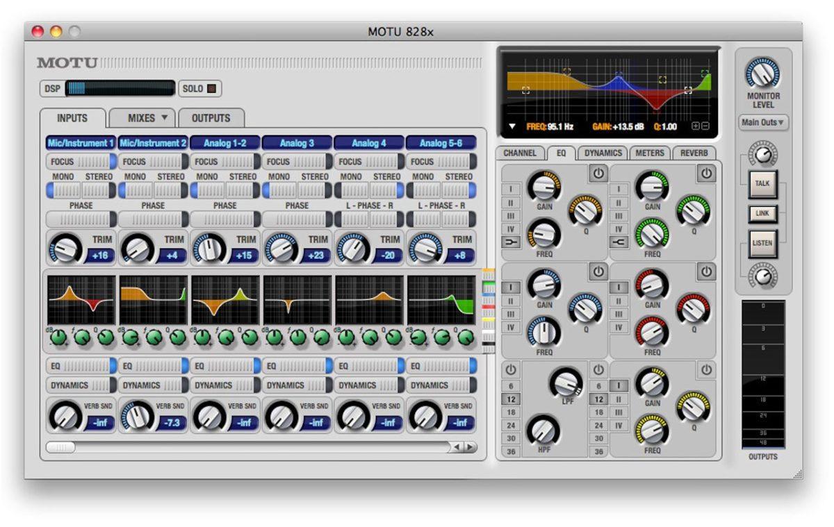 CueMix FX Mixer