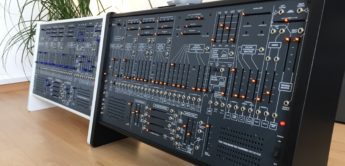 Test: TTSH 2600 DIY Projekt, ARP 2600 Synth-Clone