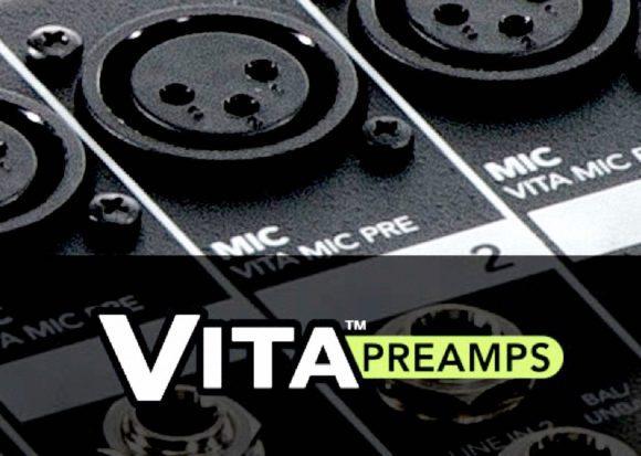 Die neuen Vita Preamps
