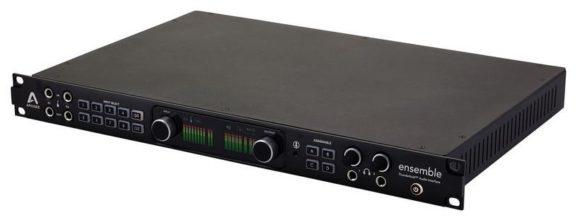 Eins der aktuell besten Thunderbolt Audiointerfaces am Markt, das Apogee Ensemble